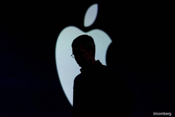 Apple needs an 8.6% rally to reach US$1 tril milestone