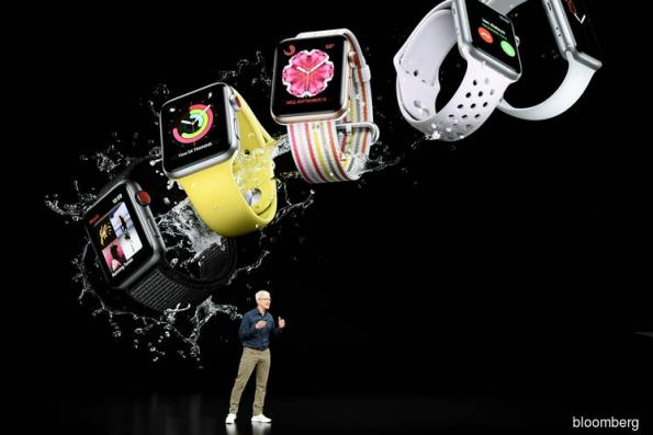 Apple's new smartwatch can only monitor your heart in the US
