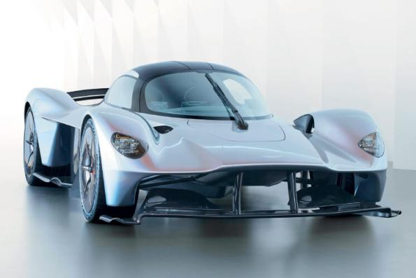 Cars: Getting fitted for the US$2.6m Aston Martin Valkyrie hyper car