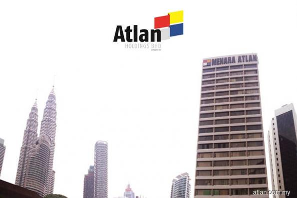 2.76% stake in Atlan Holdings traded off market