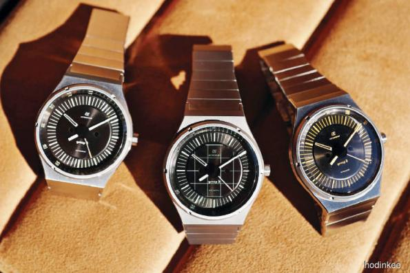 Watches: Autodromo's new watch is retro 1980s cool