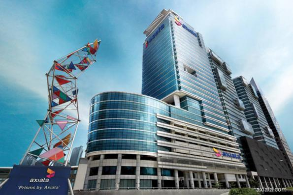 Axiata up 1.27% on plan to sell stake in Singapore-listed M1