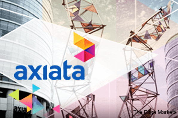 Axiata's 2Q net profit falls on year, pays 5 sen dividend