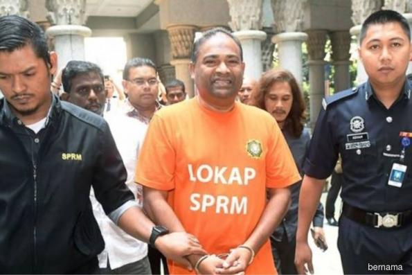 Umno lawmaker Azeez and brother arrested, to face graft, money laundering charges tomorrow