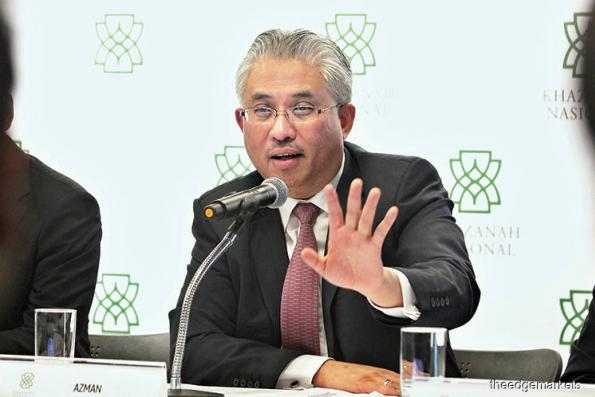End of an era and start of a new chapter at Khazanah