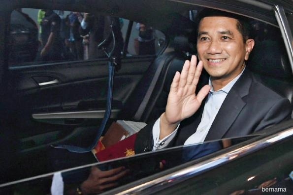 Azmin to focus on FDI as minister