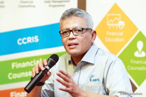 85% in AKPK's debt management programme earn less than RM5,000