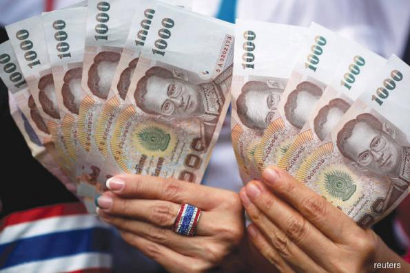 Strong Thai baht in line with regional peers — c.bank chief