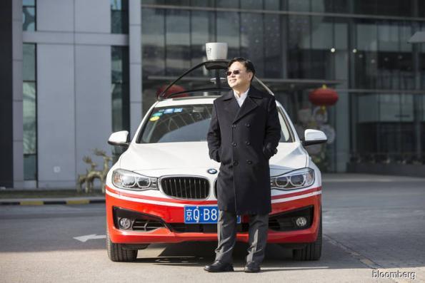 China's Baidu sues ex-driverless exec over alleged secrets theft