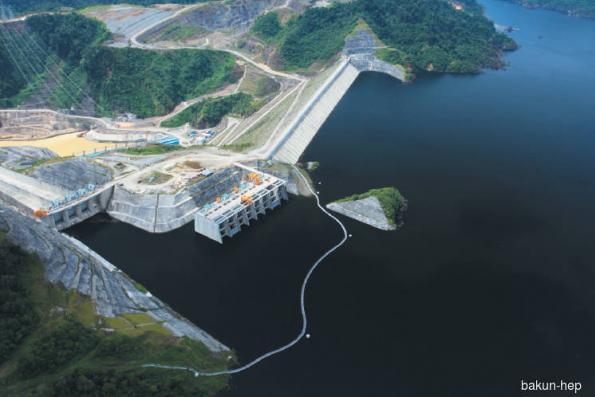 Sarawak Energy to work Bakun Dam harder