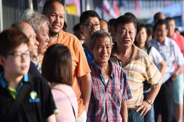 EC: Low voter turnout for both by-elections