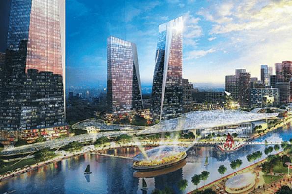 12公司呈马来西亚城建议书