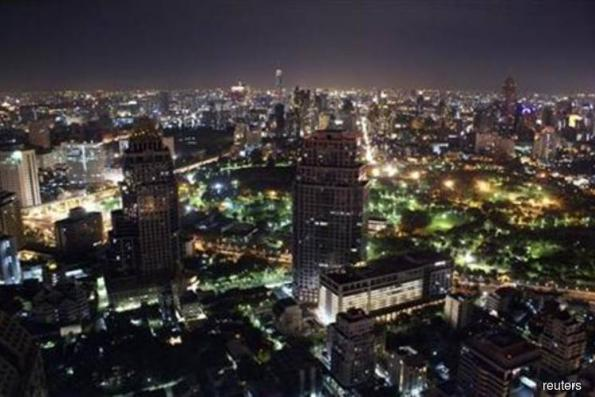 Thai junta pushes for faster public investment as growth seen slowing