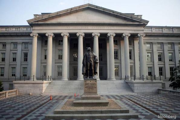 U.S. Budget Deficit Widens to $319 Billion Amid Flat Revenue