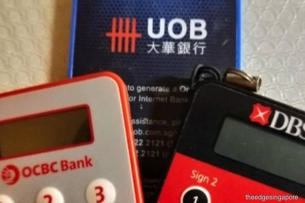 Singapore banks kept at 'accumulate' on loans growth, SIBOR rise and improving O&G outlook