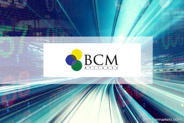 Stock With Momentum: BCM Alliance Bhd
