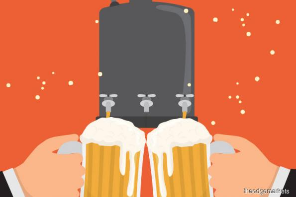 Beer drinkers to pay more from April 1