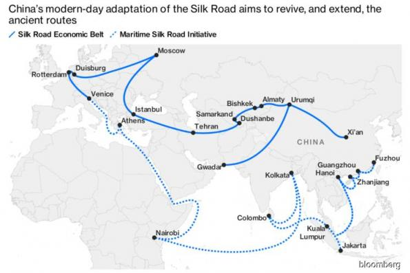 A new direction for China's Belt and Road Initiative: Bloomberg editorial