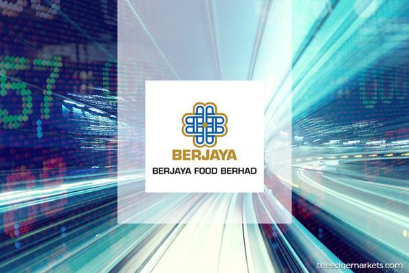 Stock With Momentum: Berjaya Food (BFood)