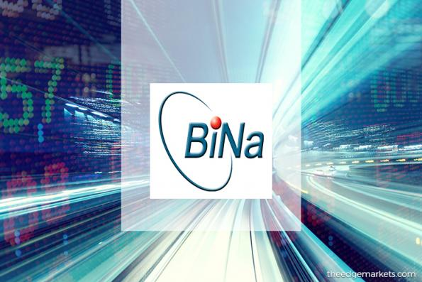 Stock With Momentum: Binasat Communications Bhd
