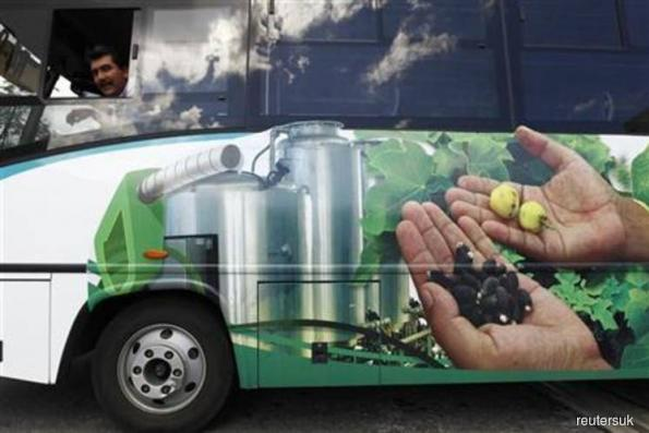 Cabinet paper on B10 biodiesel to be tabled by year-end