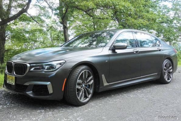 Cars: Here's a superpowerful BMW that's best enjoyed from the back seat