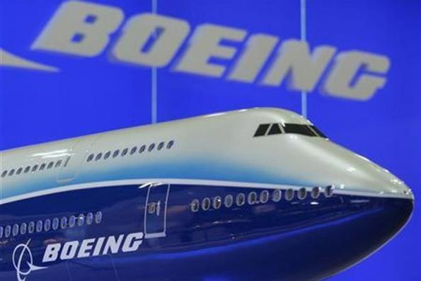 Boeing forecasts sharp rise in profit, jet output in 2018