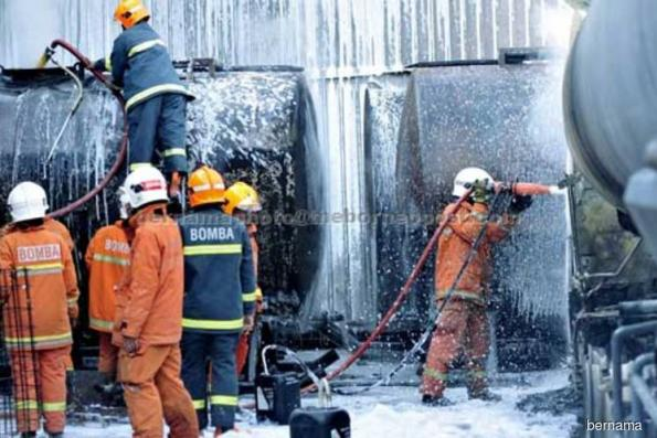 MACC Investigations did not affect supply of fire-resistant clothing for firemen