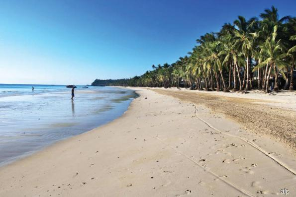 No more beach parties on Boracay