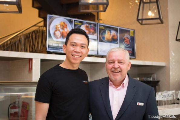 IGB expands Dave's Deli chain to Sydney