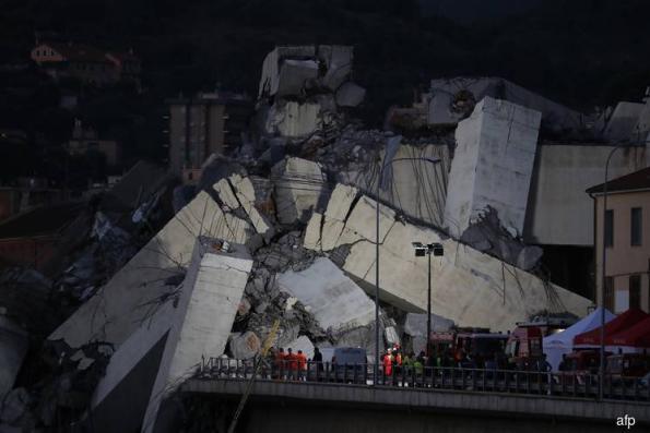 No Malaysians involved in Italian bridge collapse