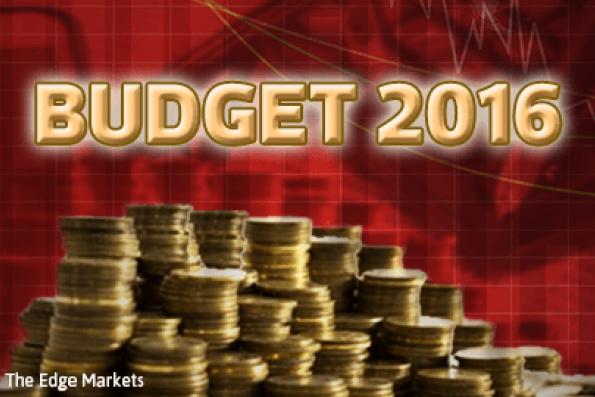 胡斯尼:2016年预算案以民为本