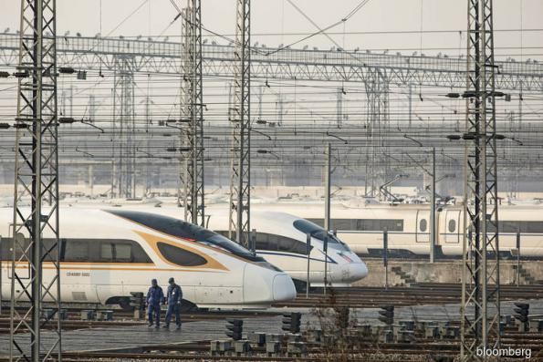World's fastest bullet trains to get extra zip in China plans