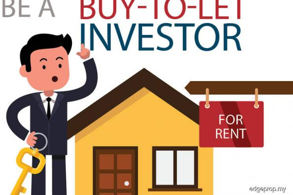 Be a buy-to-let investor