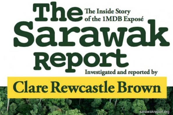 Sarawak Report: Billion Dollar Whale author should reveal source
