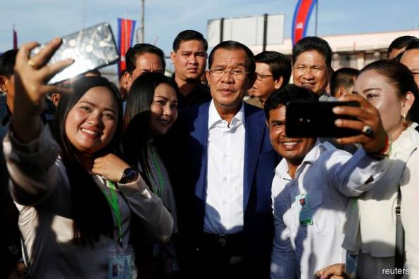 Cambodia's ruling party won all seats in July vote — election commission