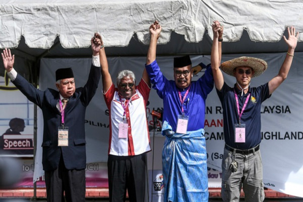Camerons by-election: Four-cornered fight involving PH, BN and two Independents