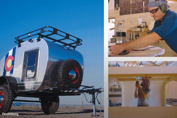 Cars: How to build a camping trailer