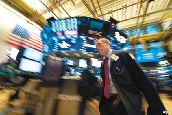 Lead Story:Wall Street's extended correction dampens investor sentiment