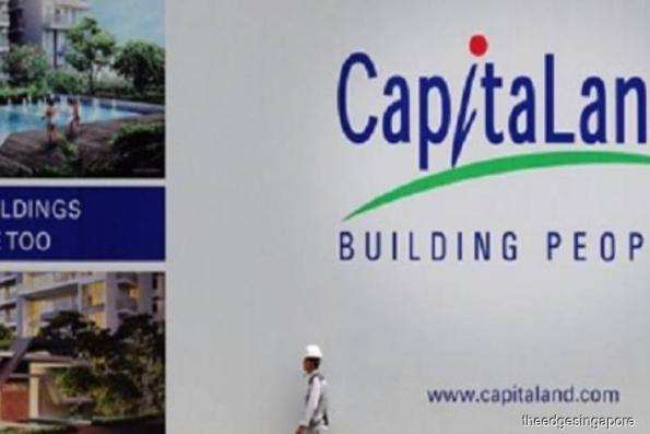 CapitaLand enters into S$10 mil partnership with EDB to upskill staff and develop technology-enablers