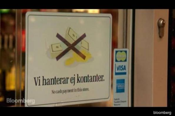 'No Cash' signs everywhere has Sweden worried it's gone too far
