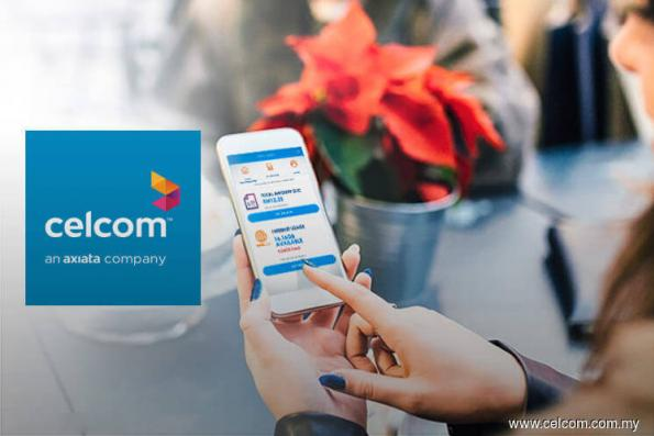 Celcom contemplating RM1b capex this year