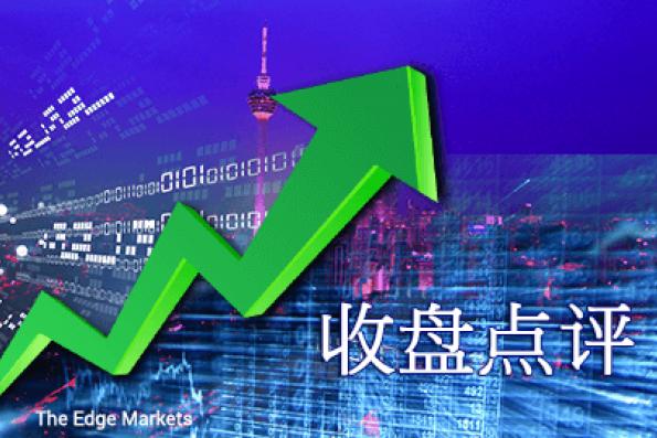 外资买盘推动 马股闭市扬14.69点