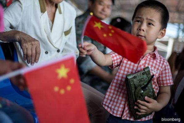 Has China's rise topped out?