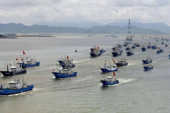 China's real offshore disaster is in its massive overfishing