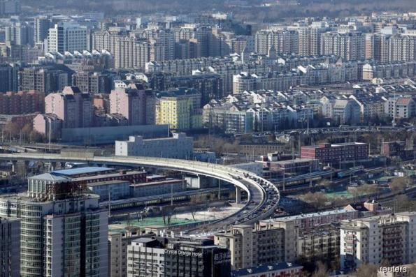 Foreign firms in record China property spree as locals squeezed