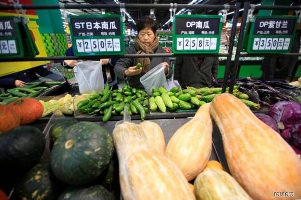 China's producer prices slow for 7th straight month, raising deflation fears