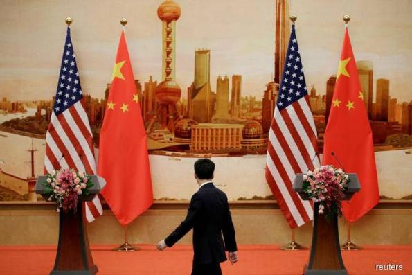 Chinese media says US has 'delusions' as impact of trade war spreads