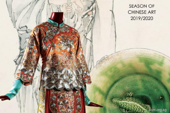 Chinese art celebrated in Singapore