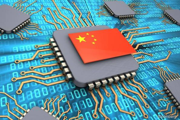 China looks to speed up chip plans as US trade tensions boil